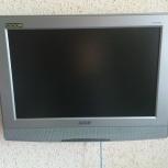 ЖК телевизор BBK со встроеным dvd плеером 54см, Новосибирск