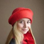Шляпка-шапочка зимняя Коралл, Новосибирск