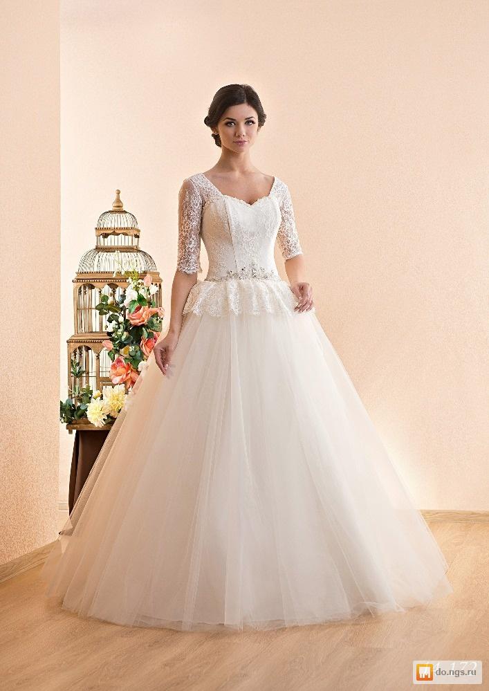 Свадебные платья на прокат размеры