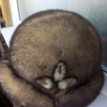 Продам норковую шапку, Новосибирск