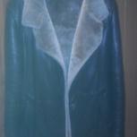 Куртка кожаная меховая натуралка 52-54, Новосибирск
