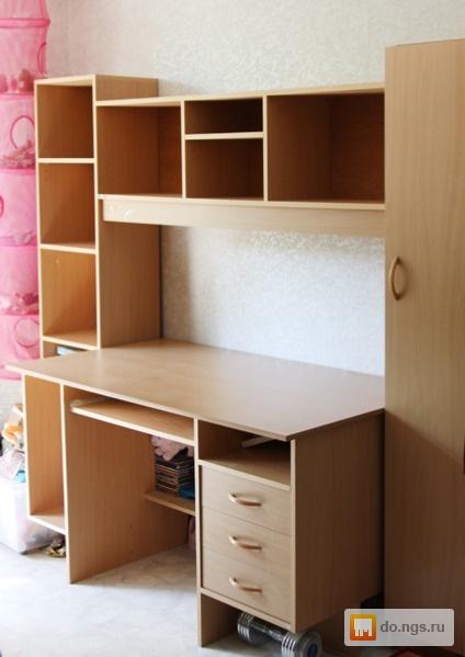 Стол письменный/компьютерный , фото. цена - 6600.00 руб., но.