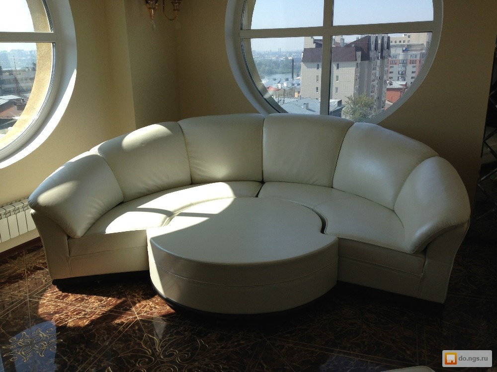 продам эксклюзивный круглый диван кровать фото цена 28000000
