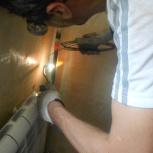 Газосварочные работы, отопление, водопровод, Новосибирск