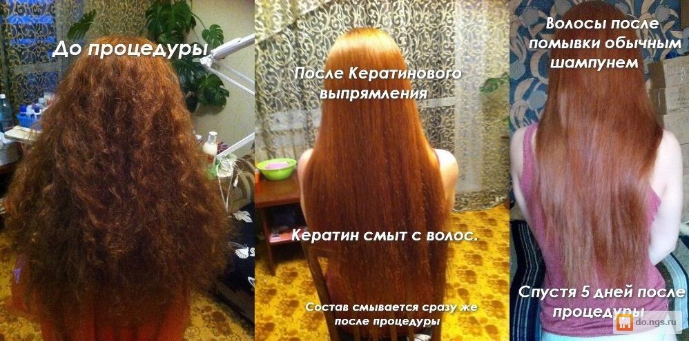 Как заработать на кератиновом выпрямлении волос