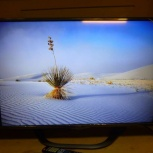 Телевизор LG 32LM640S б. у, Новосибирск