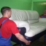 Квартирные переезды, грузчики, мебельщики, Новосибирск