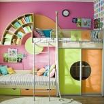"""Мебель для детской комнаты """"Выше радуги""""  комлект, Новосибирск"""