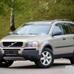 Прокат автомобиля Вольво  XC 90 на свадьбу и не только, Новосибирск