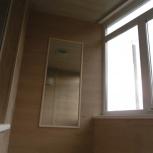 Остекление, отделка, балкон/лоджия, Новосибирск