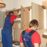 Сборка мебели, сборка шкафы-купе, сборка кухни, прихожей, спальни, Новосибирск