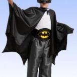Новогодний костюм Бэтмен, Новосибирск