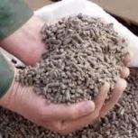 комбикорм гранулированный для перепелов, кур, кроликов, поросят, Новосибирск