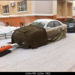 Отогрев автомобилей, Новосибирск
