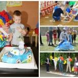 Аниматоры на день рождения, детский праздник, Новосибирск