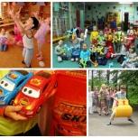 Аниматоры на детский праздник, Новосибирск