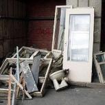 Вывоз строительного и бытового мусора на полигон ТБО. Грузчики, Новосибирск