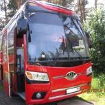 Заказ автобуса, пассажирские перевозки, экскурсии, Новосибирск
