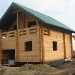 Акция: Дом из профилированного бруса 9х7,5м от производителя под заказ, Новосибирск
