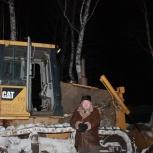 Аренда бульдозера Catarpillar D6G XXL, Новосибирск