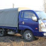 Междугородние грузоперевозки на автомобиле KIA 1.5т. (тент), Новосибирск