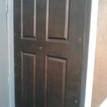 Двери входные деревянные, толстые от 40 до 70 мм, Новосибирск