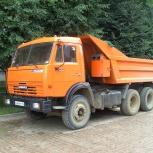 Вывоз строительного мусора, доставка сыпучих стройматериалов, Новосибирск