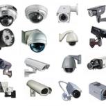Продам CCTV и IP видеокамеры: внутренние, уличные. Установка под ключ, Новосибирск