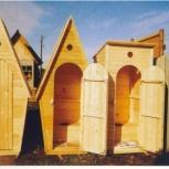 Дачные туалеты. Душевые. Хозблок, Новосибирск