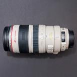 Объектив Canon EF 100-400 mm, Новосибирск