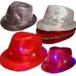 Карнавальные шляпы, Новосибирск