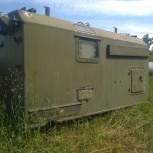 строительный вагончик бытовка посты охраны аренда  теплушек, Новосибирск
