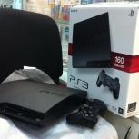 Sony PlayStation 3 slim 320gb, Новосибирск