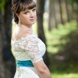 Эксклюзивное свадебное платье, Новосибирск