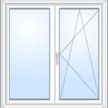 Изготовление и установка окон, остелкление балконов, Новосибирск