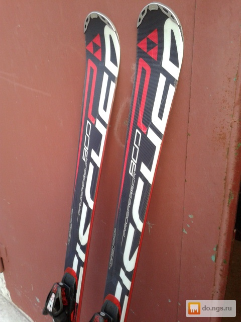 Горные лыжи Fischer Progressor 800 Powerrail + RSX12 Powerrail ... d17a3d540e2
