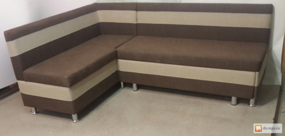 кухонный диван угловой со спальным местом фото