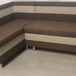 Кухонный угловой диван со спальным местом, Новосибирск