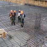 Бетонные работы строительство фундамента под ключ, Новосибирск