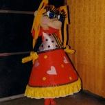 продам ростовую куклу, Новосибирск