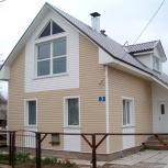 Сайдинг виниловый  Деке , Альта , Файн Бир 3,66*0,205  1шт, Новосибирск