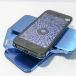 Металлический чехол на iPhone 5/5S, Новосибирск