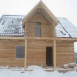 Строительство загородных домов, бань, гаражей, Новосибирск