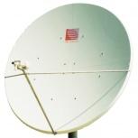 Продажа комплектов спутникового интернета для загородного дома, Новосибирск