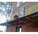 Ремонт квартир, домов, кровля, фундаменты, фасады, заборы,кладка, Новосибирск