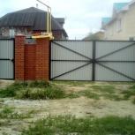 Ворота с калиткой (шт.), Новосибирск