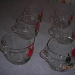 продам стеклянные кружечки, Новосибирск