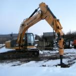 Буровое оборудование DRD-20 (Англия) на экскаваторы массой 11-45 тонн., Новосибирск