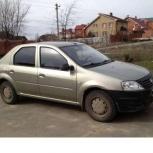 Сдам авто Рено Логан  для работы в такси, Новосибирск