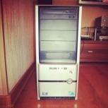 системный блок AMD Athlon 1500+, Новосибирск